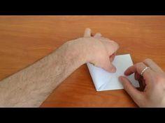 Origami pour les fêtes : l'étoile à cinq branches