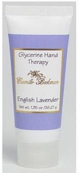 Camille Beckman Glycerine Hand Therapy Purse Size 1.35 Oz. - English Lavender