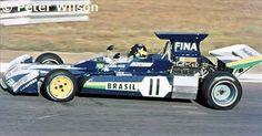 Kyalami 1973 Carlos Pace