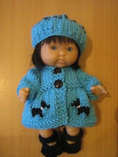 Knitting Patterns For 8 Berenguer Doll Clothes : Pinterest   The world s catalog of ideas