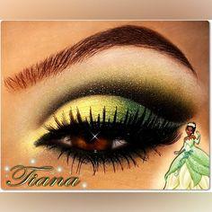 Disney Bounding With The Disney Fashionista- The Tenacious Tiana