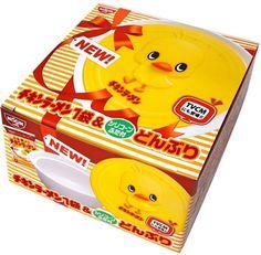 Nissin Chicken Ramen lid bowl Instant Noodle Cup Japanese DONBURI New Japan Box #Nissin