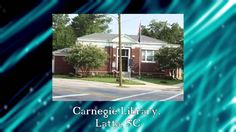 Anderson County Carnegie Libraries