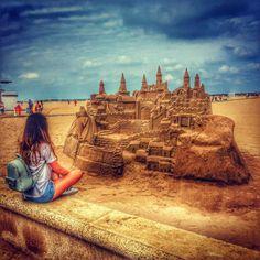 #valencia #sandcastles