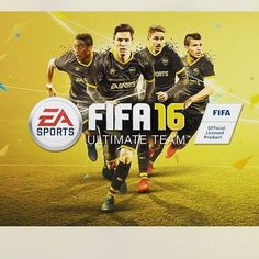 #Gamergate: Fifa 16 is just around the corner. Tag a friend that sucks in fut. #FIFA #ultimate #team #messi #ultimateteam #FUT #FUT15 #gamers #neymar #ronaldo #messi #suarez #bale #toty #soccer #sport #ea #noscam #legit #fifa15 #robben #ribery #ps #gaming #fifaut #playstation #gamer #boy #football #ps4 by #Gamergatenews - #follow us on #Twitter for more #Notyourshield related content - http://twitter.com/gamergatenews