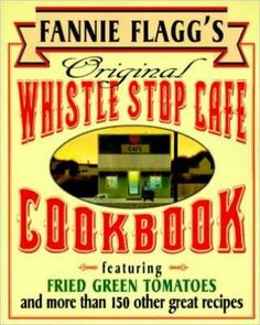 """""""IT'LL MAKE FOR SOME MIGHTY FINE EATING.""""--Fort Worth Star TelegramAfter the tremendous success of her novel, Fried Green Tomatoes at the Whistle Stop Cafe, and the beloved movie that followed, author Fannie Flagg received thousands of requests from all over the world asking for recipes from the little cafe of her Alabama childhood that was the model for the cafe in her novel. Now, she joyfully shares those recipes, in what may well be the first cookbook ever written by a satisfied customer…"""