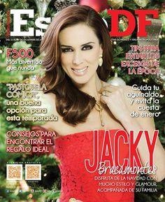 Jacky Bracamontes 22 de diciembre 2014