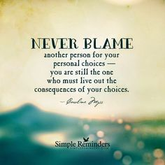 Reflexiones: consequences.-......