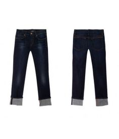 Joe's The Cuffed Crop - Bridget - The Blues Jean Bar, the Best Place to Buy Jeans!