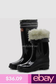 ebc978870 Fashion Boots Clothing, Shoes & Accessories Snow Rain, Boots Clothing, Winter  Snow,