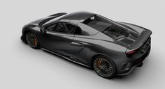 Topic: McLaren Special Operations creates limited edition MSO Carbon Series LT | car fanatics