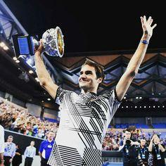 Roger Federer - 2017 Australian Open Champion