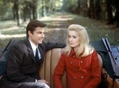 Check out my guide to 10 Insanely Chic French Films on eBay.   #paris #frenchfilms #catherinedeneuve
