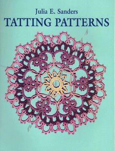 ISSUU - Frivolite tatting patterns by Venus...FREE BOOK,WRITTEN PATTERNS!