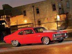 1970 Chevrolet Nova street-driven, 9-second car