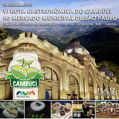 A iniciativa diferencia-se pela união entre produtores, chefs, gestores de turismo e aliados que fortalecem o valor do fruto nativo, e terá seu encerramento nos próximos dia 11 e 12 de outubro no Mercado Municipal de São Paulo, com uma série de atrações culturais e socioambientais.