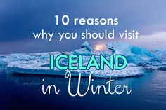 Visiting Iceland in winter is a magical experience. It is no that cold, might be cheaper than in summer, you can visit blue ice cave and conditions for photography are the best. Here are reasons why you should travel to Iceland in winter.