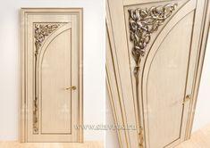 Резная дверь GRD-057 - Ставрос