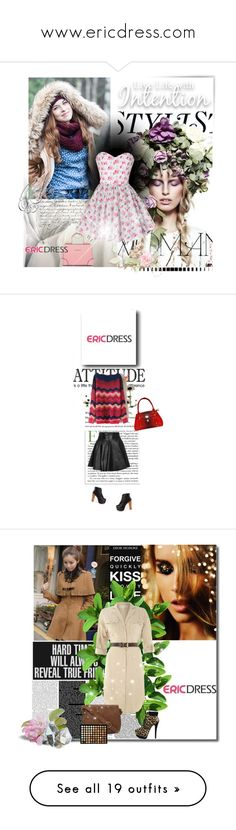 """www.ericdress.com"" by kristina779 ❤ liked on Polyvore featuring mark., WALL, Oris, Authentics, Nikon, Victoria Beckham, J.Crew, Study, Chanel and MANGO"