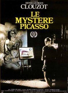 Le mystère Picasso - Henri-Georges Clouzot - 1956