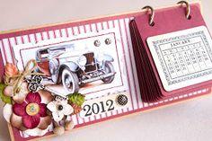 HobbylanD: календарь настольный ПЕРЕКИДНОЙ