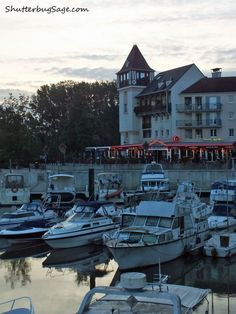 The Marina  Cergy, France