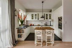 Картинки по запросу проем между кухней и гостиной