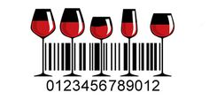 Some really cool & creative examples of barcode in Packaging design. Tme to make your packaging design more appealing and attractive. Barcode Art, Barcode Design, Pop Art Images, Wine Collection, Wine Design, Graphic Design Inspiration, New Art, Packaging Design, Food Packaging