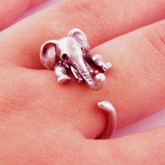 Elephant ring.