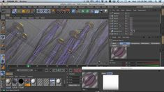 Model, Texture, And Light A Jellyfish Scene In Cinema 4D on Vimeo