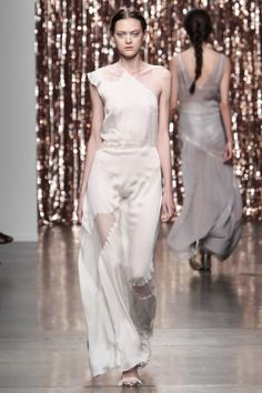 Tocca - New York Fashion Week - S/S 2014