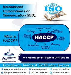 Hazard analysis and critical control points (HACCP). HACCP Represents a highly proven documented food safety management system which was developed in the United States and created for food products developed by NASA since then HACCP has been recognised internationally as a logical tool for adapting traditional inspection methods to a modern, science-based, food safety system based on risk-assessment. HACCP is really important as it guarantees the safety of food.