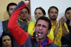 Capriles: Gobierno es el único culpable de la devaluación de nuestra moneda
