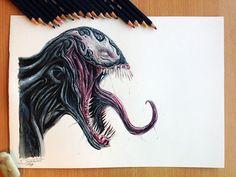 Desenhos feitos a lápis que vão te impressionar!