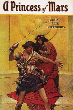 "I actually quite liked the movie adaptation (""John Carter""). Fun to reread the 95-year-old original, too."