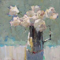Hoy os traigo la pintura de una artista internacional que vivió casi toda su vida en un pequeño pueblo cerca del valle del Rin e...