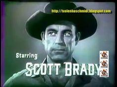RARIDADE! SHOTGUN SLADE (SÉRIE DA TV) - 1959 TELECINADO DE 16MM / DUBLAG...
