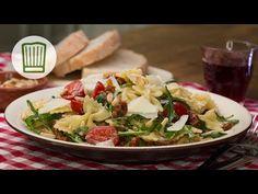 Italienischer Nudelsalat mit Rucola Rezept #chefkoch - YouTube