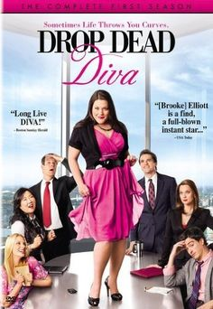 Drop Dead Diva: The Complete First Season DVD ~ Brooke Elliott.   <3 <3