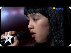 10 Year Old Cute Kid Amazes Judges With Her Opera Singing - Audition 1 - Indonesia's Got Talent - YouTube