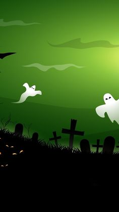 Search free ghost Wallpapers on Zedge and personalize your phone to suit you. Halloween Artwork, Halloween Painting, Halloween Pictures, Halloween Ghosts, Halloween Cards, Holidays Halloween, Vintage Halloween, Happy Halloween, Halloween Decorations