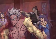 Asura's Wrath Interval Drama 9 by sidneymadmax on DeviantArt