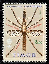 Timor Stamp
