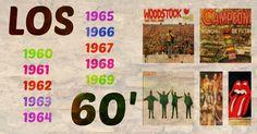 Finde de recuerdos, el primero de una serie. Espero que os guste... ;) ¿Cuánto sabes de los 60'?, un test de DiegoAlmadaRete, música, historia, deporte.....