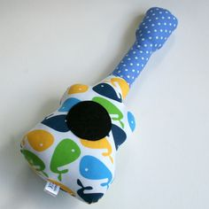 guitar rattle(whales) £11.50