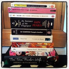 leroseetlenoir Mieux vaut tard que jamais. Le choix fut bien entendu atroce. #MyTopTenBooks #reading #books