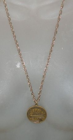 Vintage Gold chain links with Brass by PatsapearlsBoutique on Etsy, $5.00