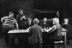 "Rudolf Klein-Rogge, Karl Huszar-Puffy, ""Dr. Mabuse Der Spieler (the Gambler)"", directed by Fritz Lang, 1922"