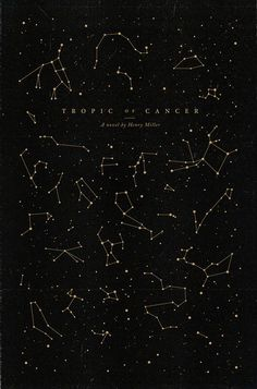 Tropic of Cancer on Behance