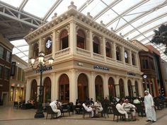 The Avenues Mall - JESMONITE AC730